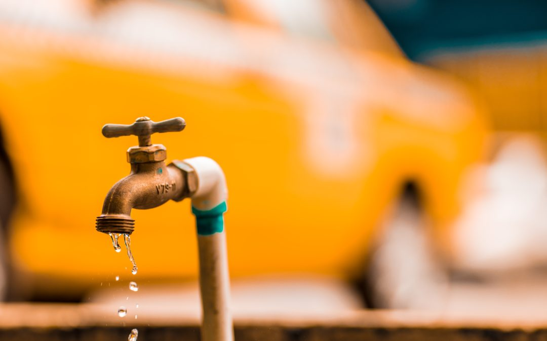Możliwe zakłócenia w dostawie wody (25/26.01.2021 r.)