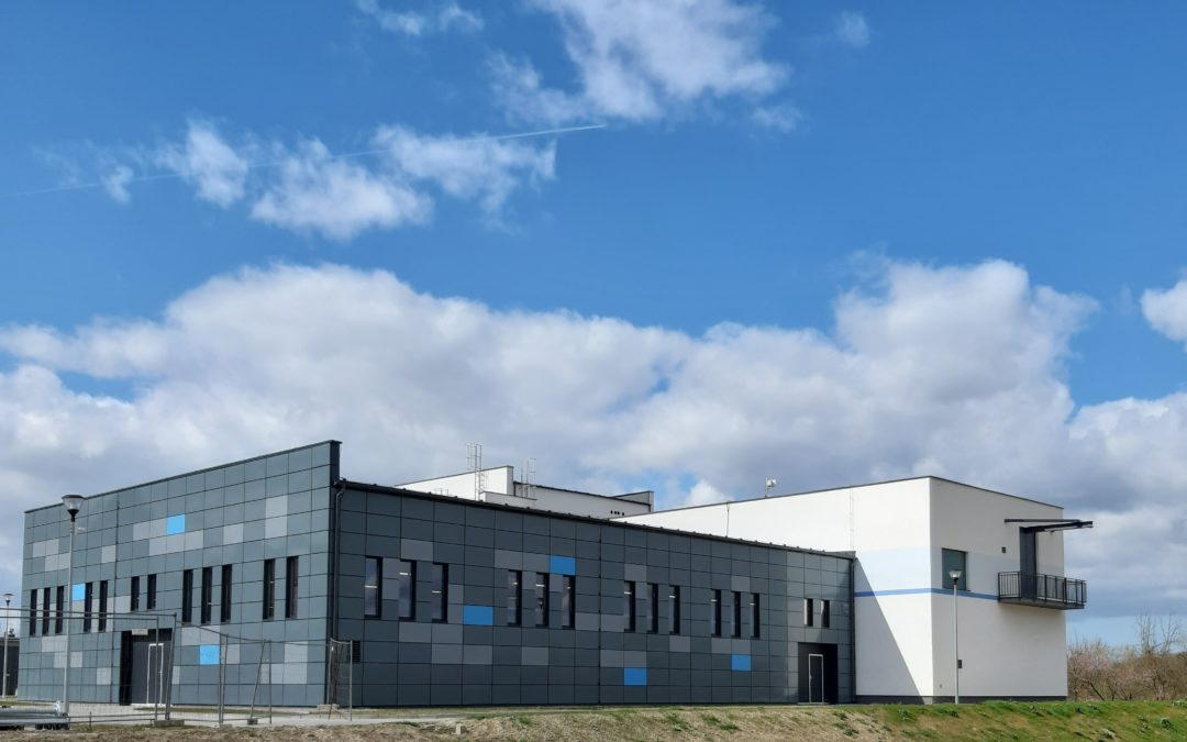 Nowa Stacja Uzdatniania Wody w Ząbrowie gotowa do pracy