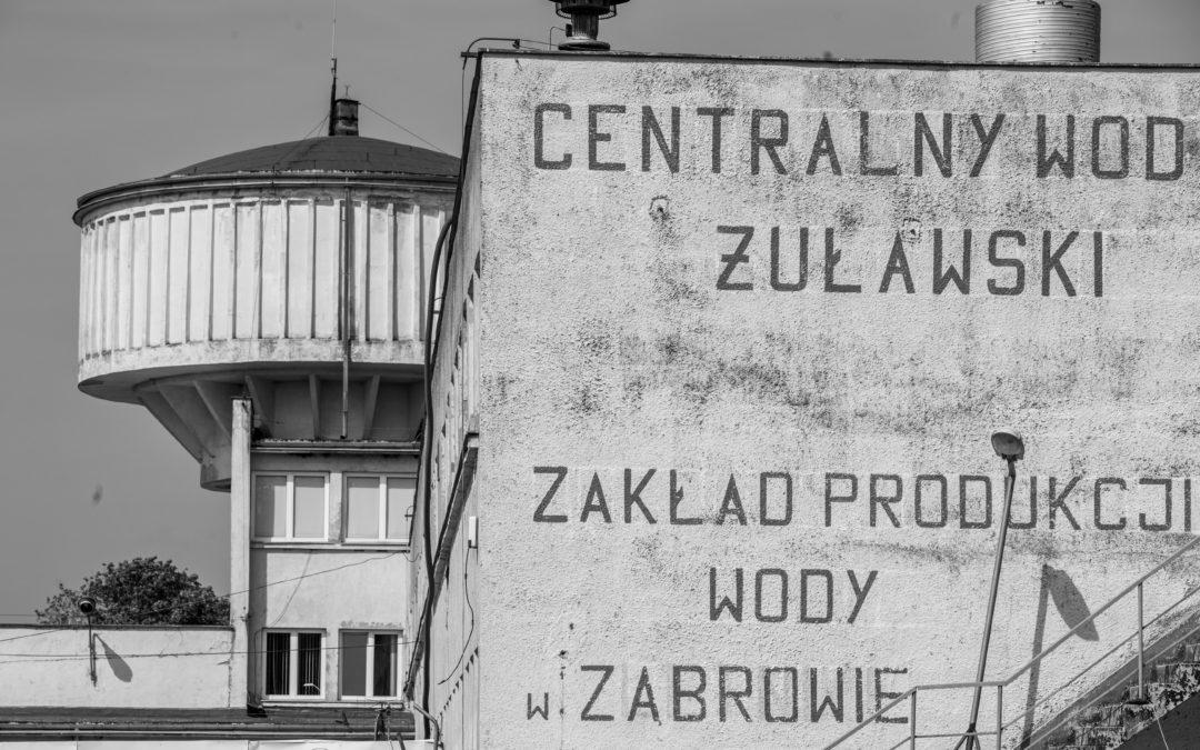Historyczna chwila – stara Stacja Uzdatniania Wody została wyłączona