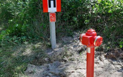 Pierwszy hydrant z systemem GPS