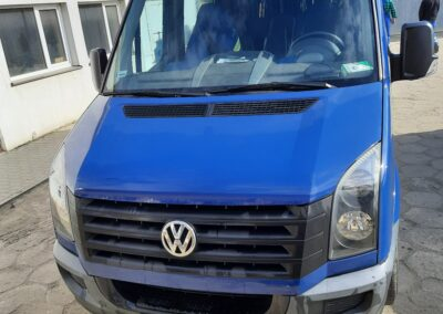 VW Crafter...